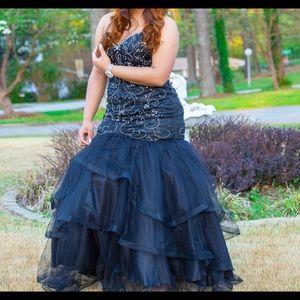 Sequins Mermaid Dress